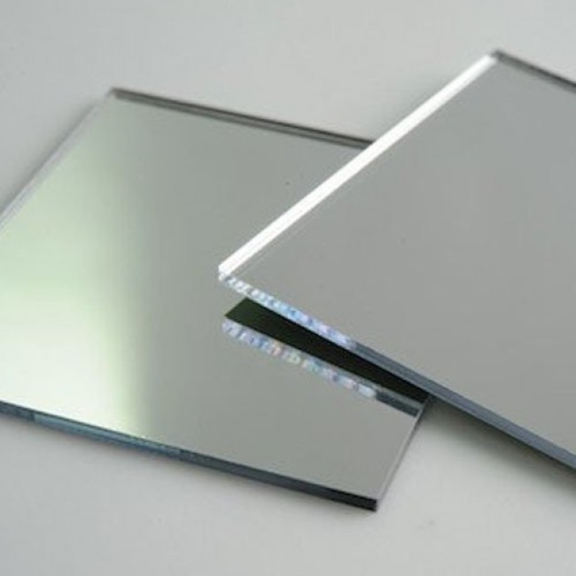 Ayna Pleksi 1.8 mm Gümüş 122x244 cm.